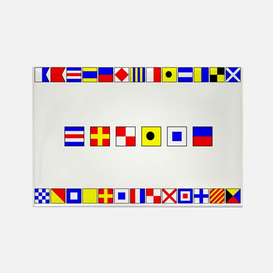 CRUISE-Signal-Flag Rectangle Magnet