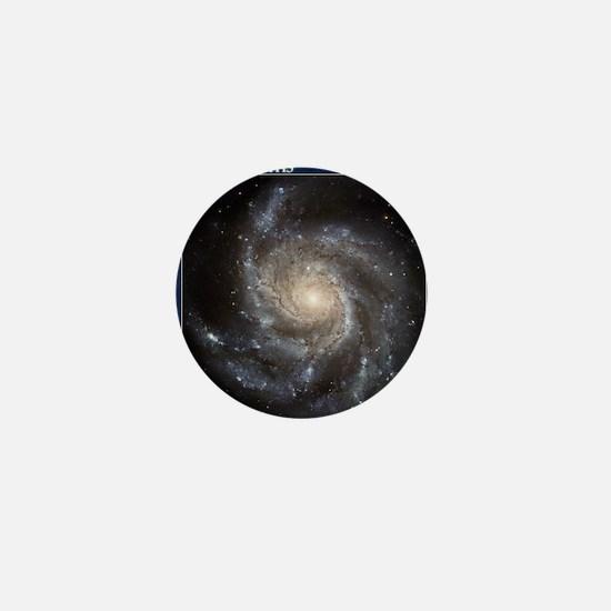 CD-TileBox-Spiral Galaxy M101 Mini Button