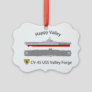Essex-ValleyForge-Front Picture Ornament