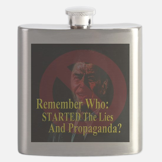 Reagan Started Propaganda2 Flask