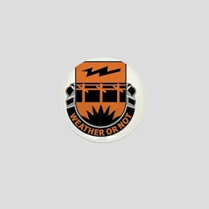 26th Signal Battalion Mini Button