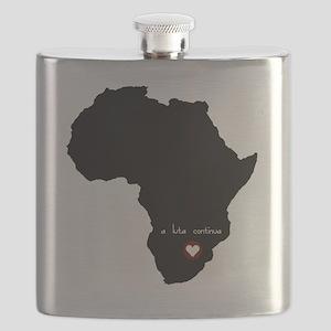 A luta continua 1 Flask