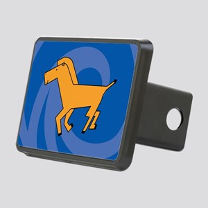 Horse22o Rectangular Hitch Cover