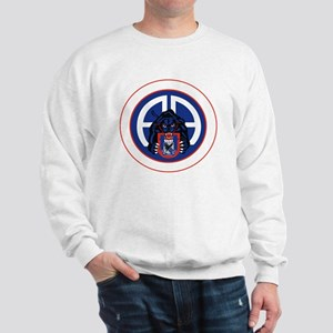 Panther v1_1st-505th - White Sweatshirt