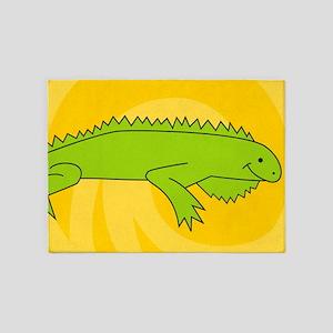 Iguana38 5'x7'Area Rug