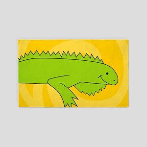Iguana22 3'x5' Area Rug