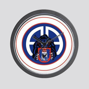 Panther v1_3rd-505th-White Wall Clock