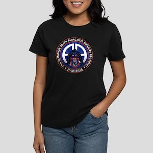 Panther v1_3rd-505th-White Women's Dark T-Shirt