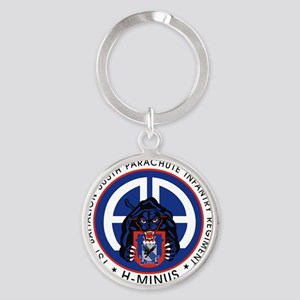 Panther v1_1st-505th Round Keychain
