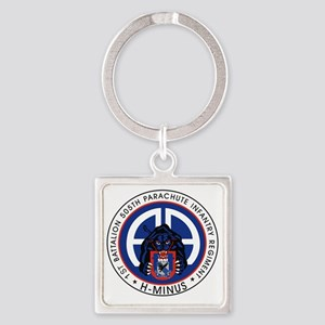 Panther v1_1st-505th Square Keychain