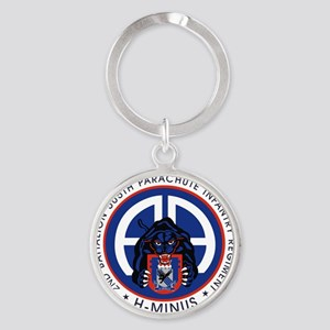 Panther v1_2nd-505th Round Keychain