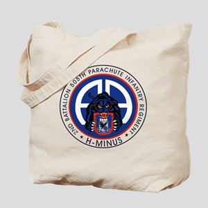 Panther v1_2nd-505th Tote Bag