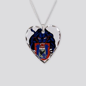 Panther - 1st Pocket Necklace Heart Charm