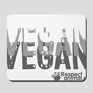 vegan-01 Mousepad