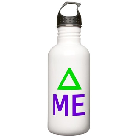 change me Stainless Water Bottle 1.0L