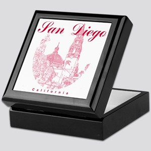 SanDiego_10x10_CaliforniaTower_Round_ Keepsake Box