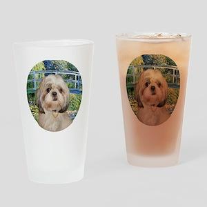 J-ORN-Bridge-Shih-Y Drinking Glass