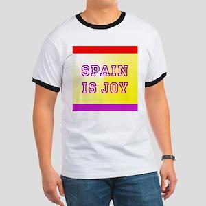 Spain Is Joy Ringer T