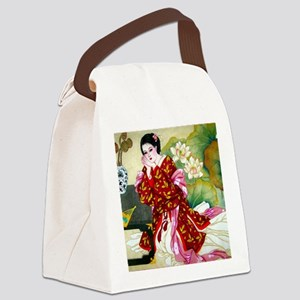 CHINA124 Canvas Lunch Bag