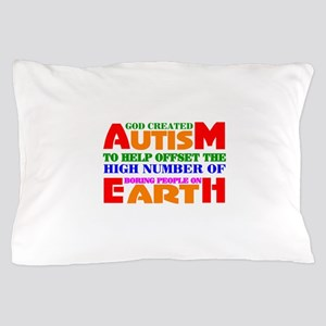 Autism Pillow Case