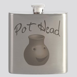 pot-head Flask
