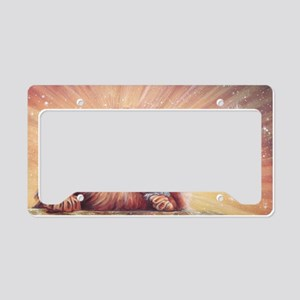 Dawn License Plate Holder