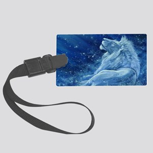 Leo Large Luggage Tag