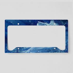 Leo License Plate Holder