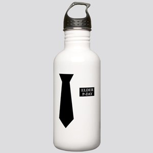 MORMON MISSIONARY SHIR Stainless Water Bottle 1.0L