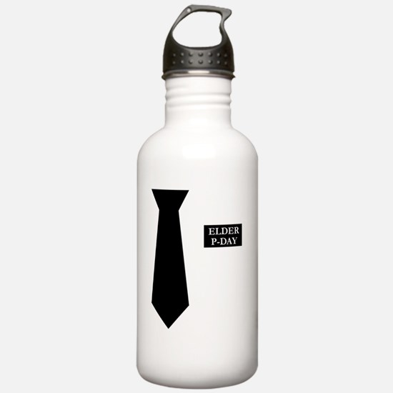 MORMON MISSIONARY SHIR Water Bottle