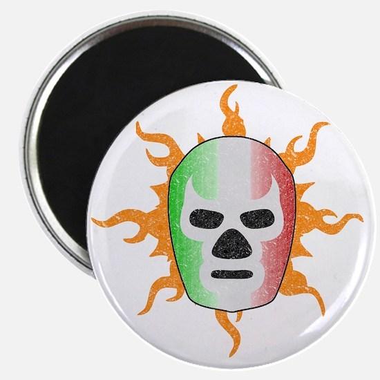 luchador-mask Magnet