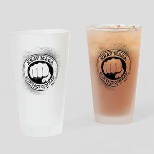 3 Krav Maga Drinking Glass