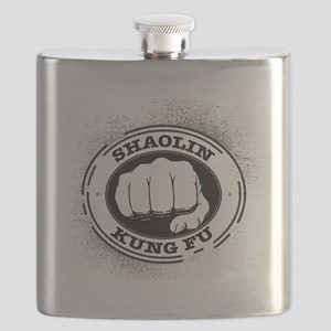 4 Shaolin Kung Fu Flask
