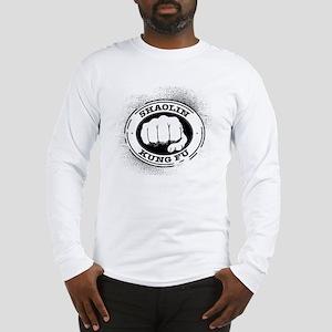 4 Shaolin Kung Fu Long Sleeve T-Shirt