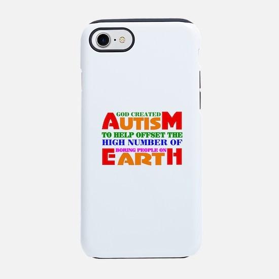 Autism iPhone 7 Tough Case