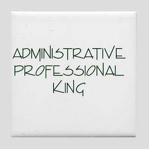 Admin prof Tile Coaster