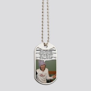 Words Dog Tags