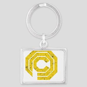 OCP_Logo_3 Landscape Keychain
