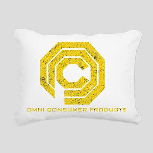 OCP_Logo_3 Rectangular Canvas Pillow
