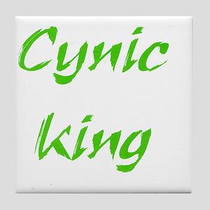 Cynic Tile Coaster