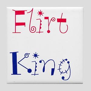 Flirt Tile Coaster