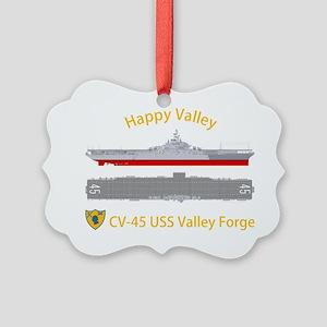 Essex-ValleyForge-Dk-Front Picture Ornament