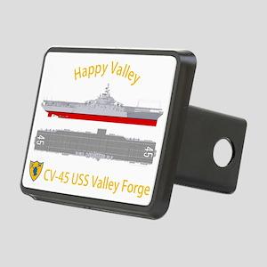 Essex-ValleyForge-Dk-Front Rectangular Hitch Cover