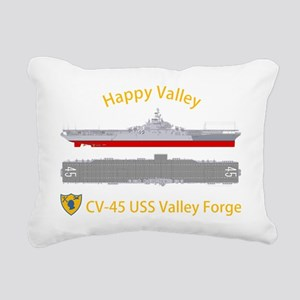 Essex-ValleyForge-Dk-Fro Rectangular Canvas Pillow