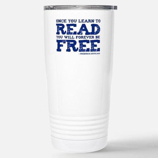 FOREVER FREE Stainless Steel Travel Mug