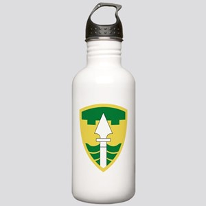 43rd military pdice Br Stainless Water Bottle 1.0L