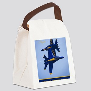CP.Blues_380.16x20.banner Canvas Lunch Bag