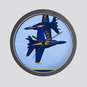 CP.Blues_380.16x20.banner Wall Clock