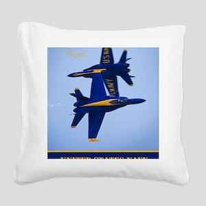 CP.Blues_380.16x20.banner Square Canvas Pillow