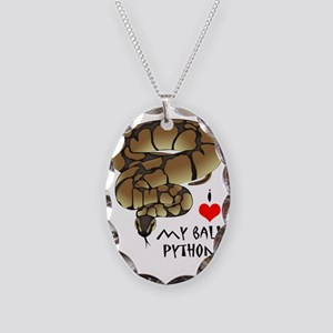 normal Necklace Oval Charm